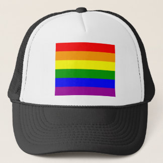 Hawaii Rainbows Trucker Hat