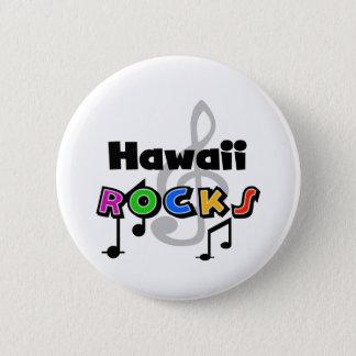 Hawaii Rocks 6 Cm Round Badge
