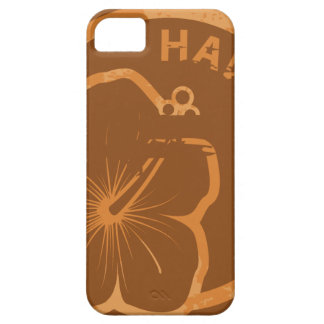 Hawaii rubber stamp iPhone 5 case