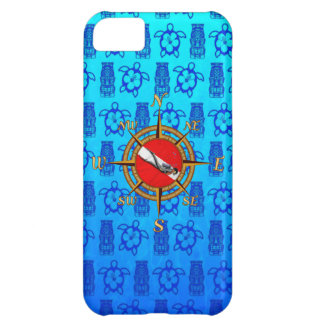 Hawaii SCUBA Diving Cover For iPhone 5C