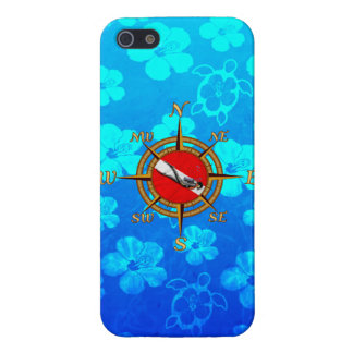 Hawaii SCUBA Diving Case For iPhone 5/5S