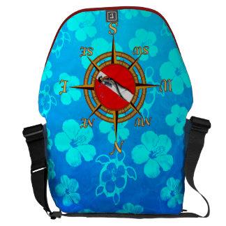 Hawaii SCUBA Diving Courier Bags