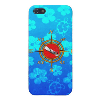 Hawaii SCUBA Diving iPhone 5/5S Cover