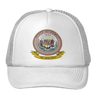 Hawaii Seal Cap