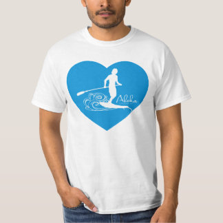 Hawaii Stand Up Paddle T-shirts