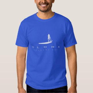 Hawaii Stand Up Paddling T Shirt