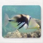 Hawaii State Fish - Humuhumunukunukuapua'a Mouse Mat