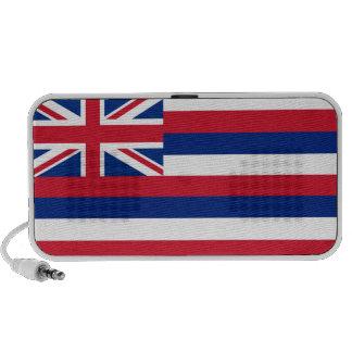 Hawaii State Flag Notebook Speaker