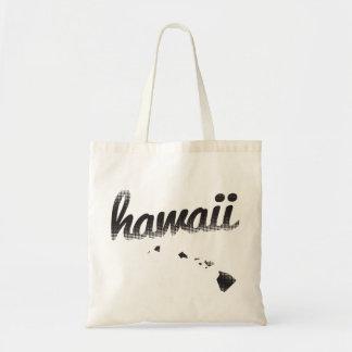 Hawaii State Tote Bag