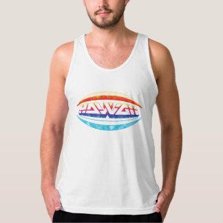 Hawaii Sunny Concrete Tank Top