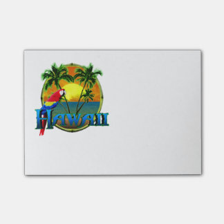 Hawaii Sunset Post-it® Notes