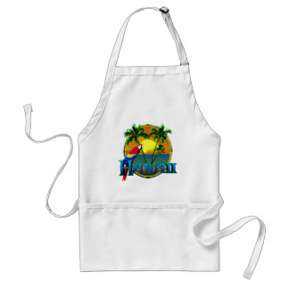 Hawaii Sunset Standard Apron