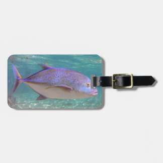 Hawaii Trevally Fish Luggage Tag