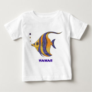 Hawaii Tropical Fish shirt