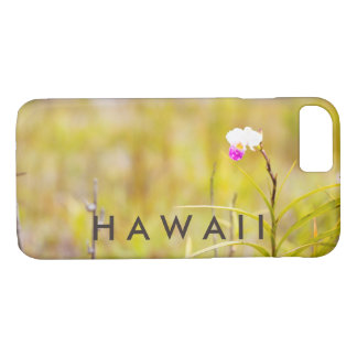Hawaii Tropical Orchid Volcanoes National Park iPhone 8/7 Case