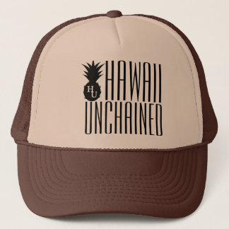 Hawaii Unchained Trucker Trucker Hat