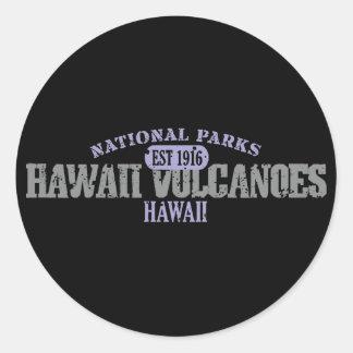 Hawaii Volcanoes National Park Stickers