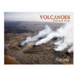 Hawaii Volcanoes National Park (UNESCO whs) Postcard
