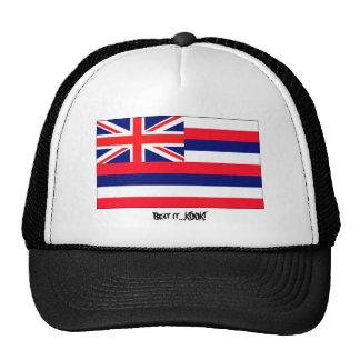 Hawaiian Aloha Cap