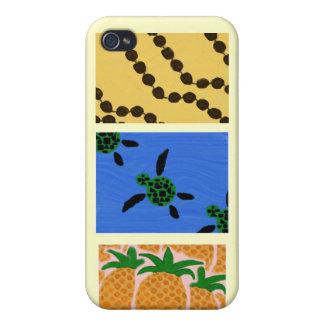 Hawaiian Art iPhone 4 Hard Shell Case iPhone 4 Cover