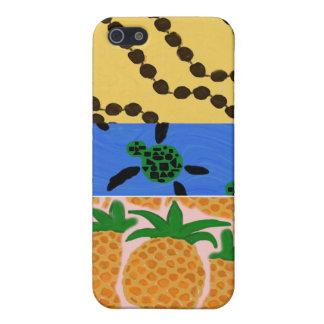 Hawaiian Art iPhone 5c Case Savvy Matte Finish