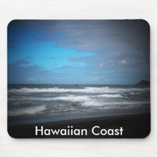 Hawaiian Coast Mouse Mat