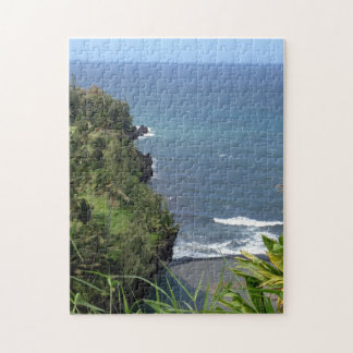 Hawaiian Coast Puzzle