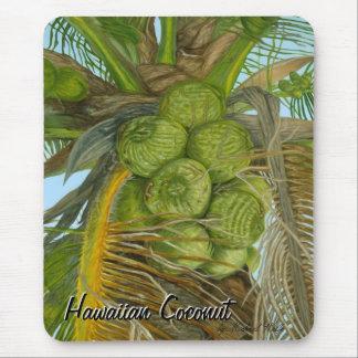 Hawaiian Coconut Mousepad