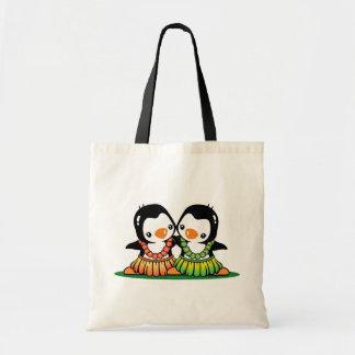 Hawaiian Dance Budget Tote Budget Tote Bag