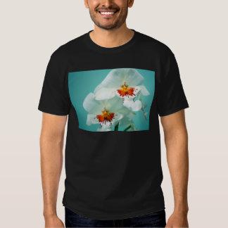 "Hawaiian ""Dancing Ladies"" Tropical Flowers T Shirts"