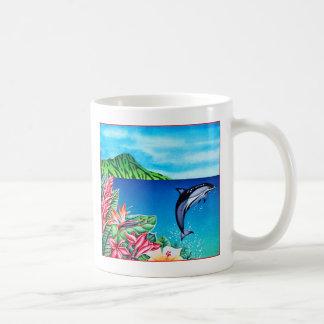 Hawaiian Dolphin Coffee Mug