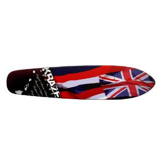 Hawaiian Flag 2 Skate Boards