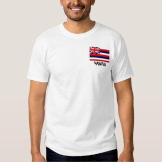 Hawaiian flag shirt