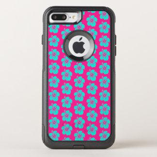 Hawaiian Flower iPhone 8 Plus/7 Plus Otterbox Case