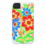 Hawaiian Flowers Blackberry Bold Case