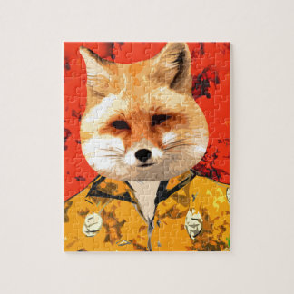 Hawaiian Fox Jigsaw Puzzle