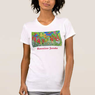 Hawaiian Garden T-shirt