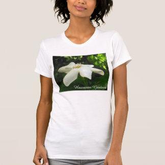 Hawaiian Gardenia Tee Shirts