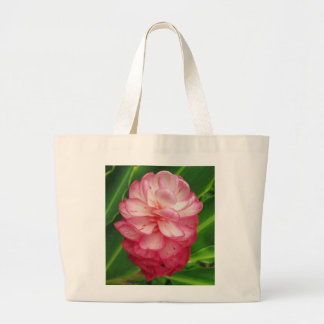 Hawaiian Ginger Large Tote Bag
