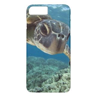 Hawaiian Green Sea Turtle iPhone 8 Plus/7 Plus Case