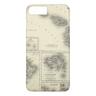 Hawaiian Group Or Sandwich Islands iPhone 7 Plus Case
