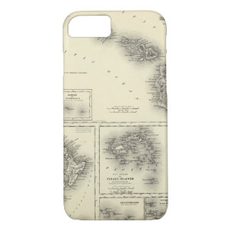 Hawaiian Group Or Sandwich Islands iPhone 8/7 Case