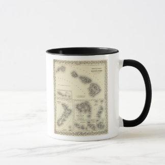 Hawaiian Group Or Sandwich Islands Mug