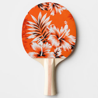 Hawaiian Hibiscus Flower Background