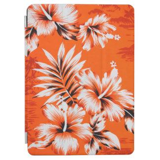 Hawaiian Hibiscus Flower Background iPad Air Cover