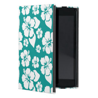 Hawaiian Hibiscus Flower Pattern Case For iPad Mini