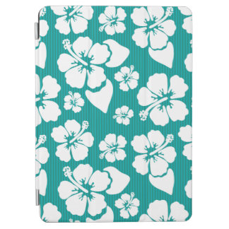 Hawaiian Hibiscus Flower Pattern iPad Air Cover