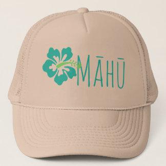 Hawaiian Hibiscus Māhū LGBT Third Gender Trucker Hat