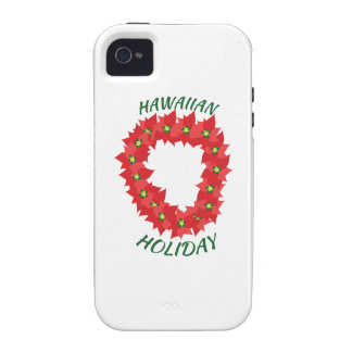 Hawaiian Holiday iPhone 4 Covers