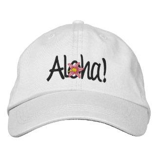 Hawaiian Honeymoon Embroidered Cap